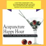 Acupuncture Happy Hour – Ridgewood NJ