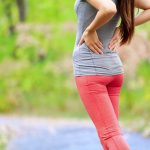 How long does an acupuncture session last for lower back pain?